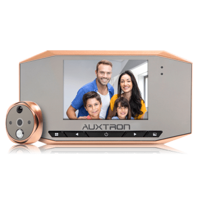 Auxtron SF525 3.5-inch HD Motion Detection Digital Doorbell Camera