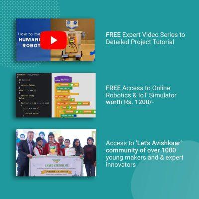 Avishkaar IoT Super Starter Kit Free Courses