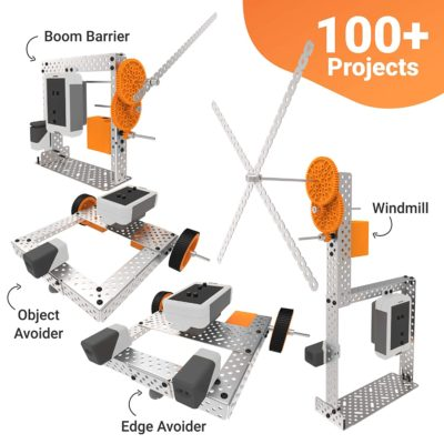 Avishkaar Robotics Super Starter kit 100 Projects