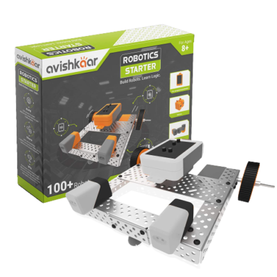 Avishkaar Robotics Super Starter kit