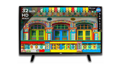 BPL 80 cm (32 inches) HD Ready LED TV T32BH3A (Black) Review