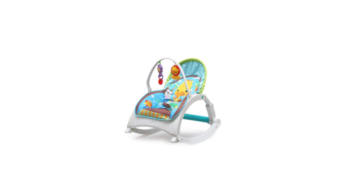 Baby Bucket Newborn to Toddler Bouncer Review