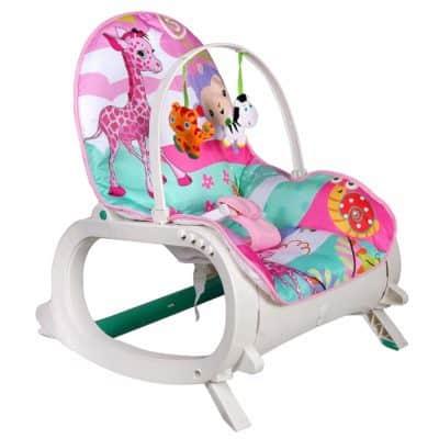 Baby Bucket Rocker Cum Reclining Chair
