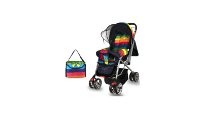 BabyGo Delight Reversible Baby Stroller and Pram with Mosquito Net Review