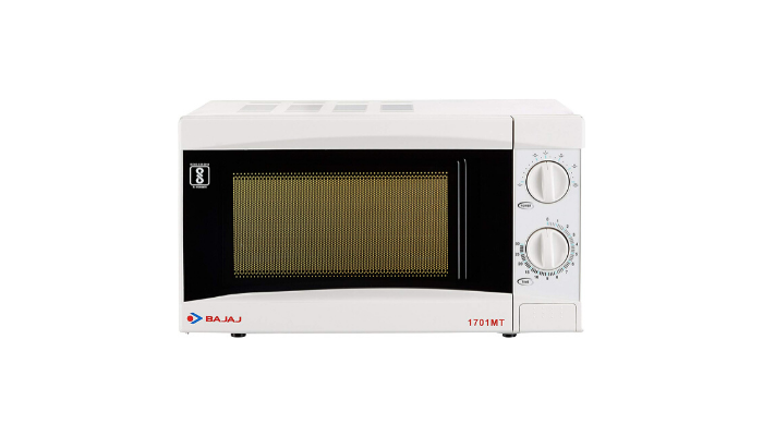 Bajaj 17 L Solo Microwave Oven 1701 MT Review