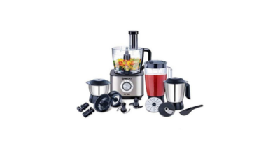 Bajaj FX 1000 Food Processor Review