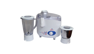 Bajaj Fresh Sip 450 Watt Juicer Mixer Grinder Review