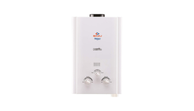 Bajaj Majesty Duetto Gas 6 LTR Vertical Water Heater Review