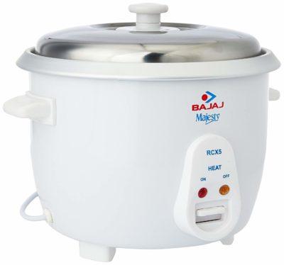 Bajaj RCX 5 Rice Cooker
