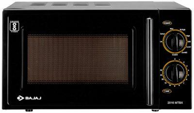 Bajaj 20L Grill Microwave Oven