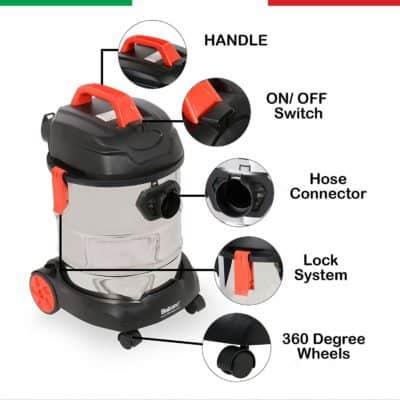 Balzano Wet And Dry Professional K-606