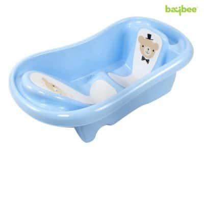 Baybee Amdia Multistage Bathtub Newborn to 18 Month - (Blue)