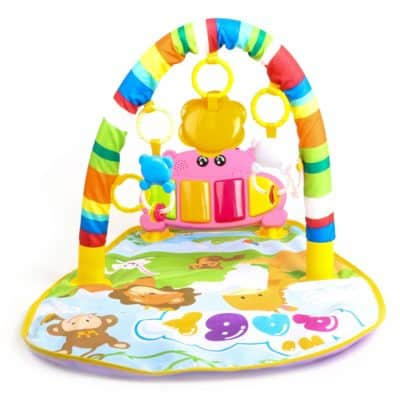 Baybee Kick and Play Newborn Toy with Piano