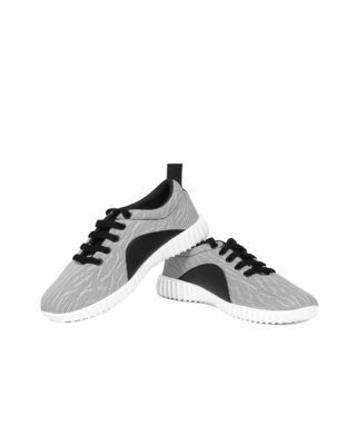 Beonza Women Supersoft Grey Running Sports Shoes