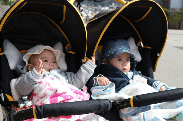 Best Baby Strollers for Twins