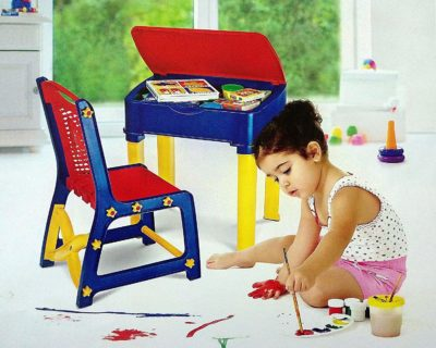 Best Plastic Table and Chairs for Toddlers