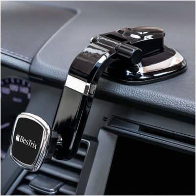 Bestrix New Version -Magnetic Dashboard Cell Phone Car Mount Holder