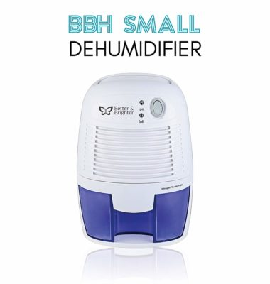 Better & Brighter Homecare 500ml Dehumidifier