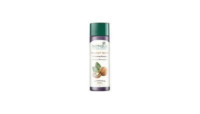 Biotique Walnut Bark Shampoo Review