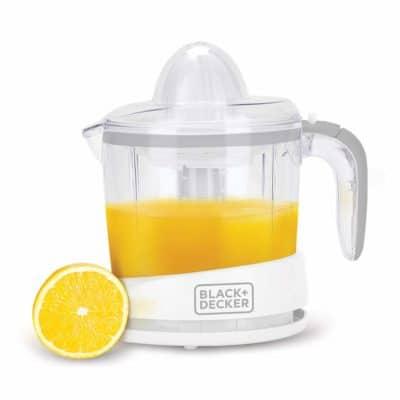 Black + Decker 1 Ltr Citrus Juicer
