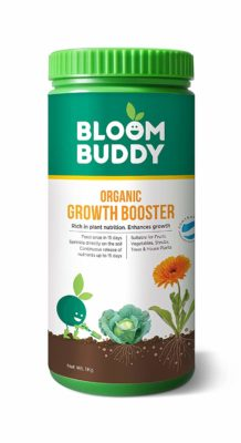 Bloom Buddy Organic Growth Booster