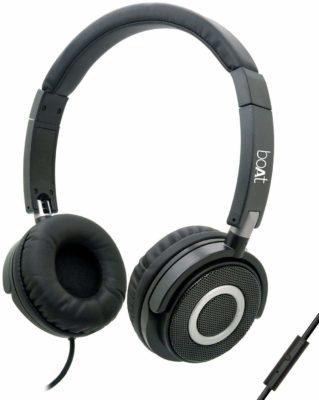 Boat BassHeads Wired Headphone