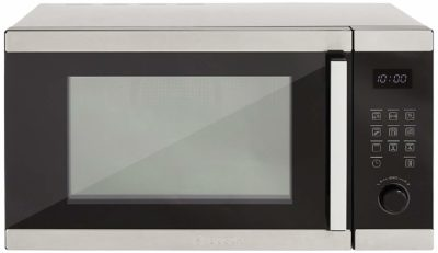 Bosch 28 L Convection Microwave Oven (HMB45C453X, Stainless Steel and Black) with Borosil Starter Kit