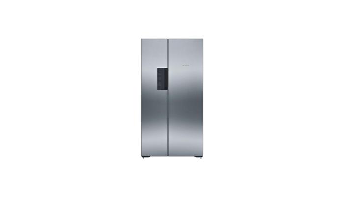 Bosch 661 Ltr Side By Side RefrigeratorKAN92VI35I Review