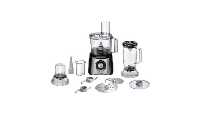 Bosch Lifestyle MCM3501M 800 Watt Food Processor Review