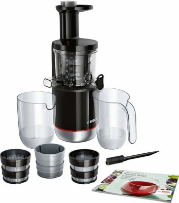 Bosch Lifestyle MESM731M Cold Press Slow Juicer