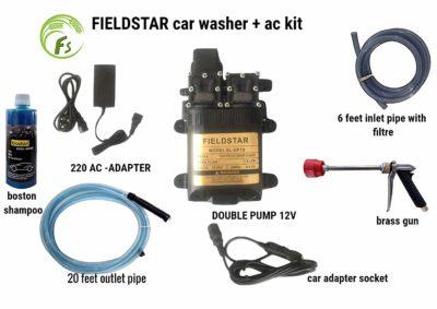 Boston Fieldstar High-pressure Washer Power Jet Wash Cleaner