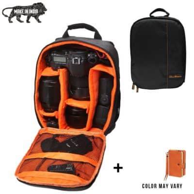 Brain Freezer DSLR/SLR Backpack Case