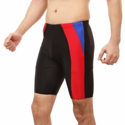 Branded Freestyle Men Poly Spandex Swimming Jammer