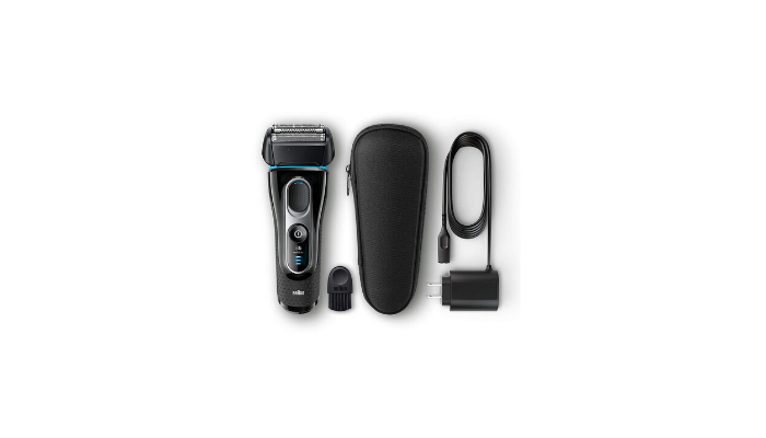 Braun Series 5 Mens Electric Foil Shaver Review