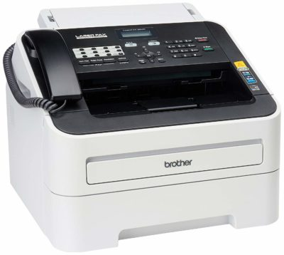 Brother FAX-2840 High Speed Mono Laser Fax