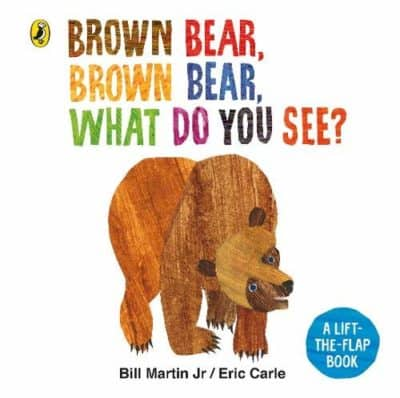 Brown Bear Brown Bear, what do You See?