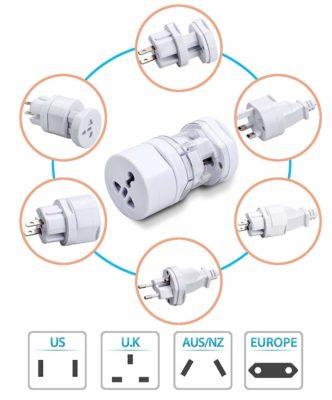 Bulfyss Universal Travel Adapter