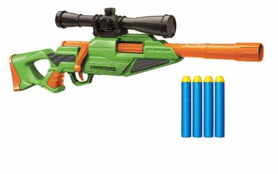 Buzz Bee Air Warriors Carnivore Toy Gun