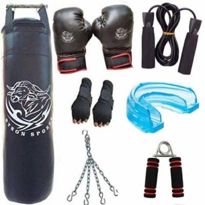 Byson Heavy Punch Boxing Kit Set