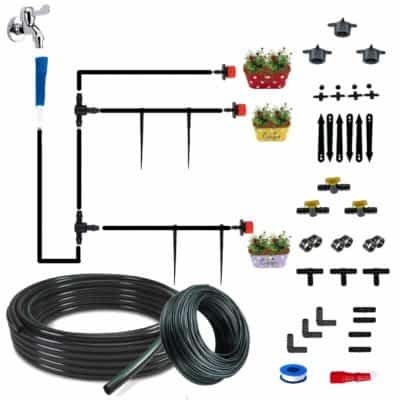 CINAGRO™ Drip Irrigation Garden WaterinG Drip Kit