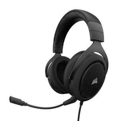 CORSAIR HS50 – Stereo Gaming Headset