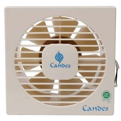 Candes 150mm Exhaust Fan(Ivory)