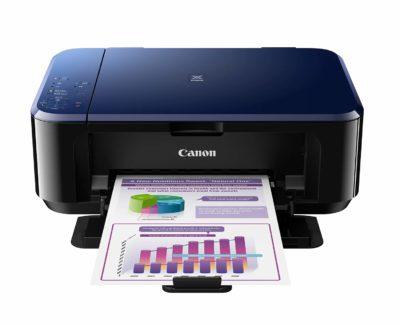 Canon E560 Multifunction Wireless Ink Efficient Colour Printer