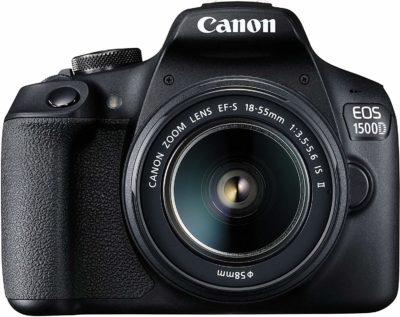 Canon EOS 1500D 24.1 Digital SLR Camera