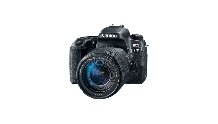 Canon EOS 77D DSLR Camera Review