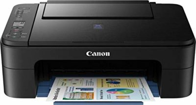 Canon Pixma E3177 All in One Inkjet Printer