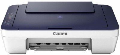 Canon Pixma E477 All-in-One Wireless Ink Colour Printer