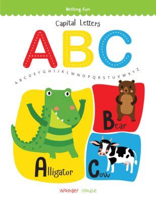 Capital Letters ABC
