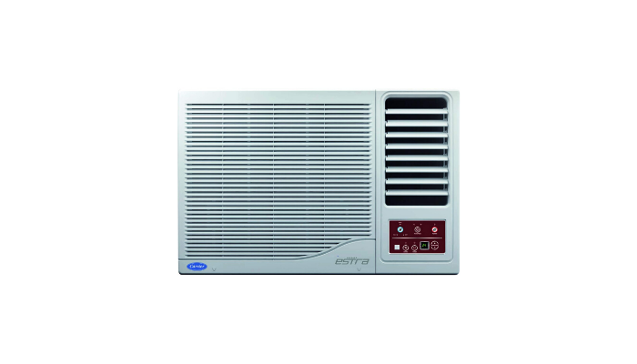 Carrier 1 Ton 3 Star Window AC ESTRA NEO R22 CAW12SN3R39F0 Review