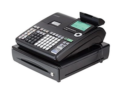 Casio PCR-T 500 Electronic Cash Register